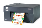 DTM Print has introduced the new LX3000e color label printer manufactured by Primera Technology