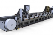 Edale launches FL1 Prime flexographic label press developed as affordable, high quality label printing option with minimal waste