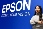 Gabriela De Los Angeles joins Epson as associate product manager of marketing in SurePress team
