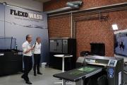 Flexo Wash Denmark reported a successful first-ever live virtual Flexo Wash Narrow Web Expo