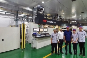 Indonesian flexible packaging manufacturer, Prima Jaya Eratama, has bought a Comexi F4 press and a Comexi ML1 MC laminator, that have been installed at its facilities in Tangerang.
