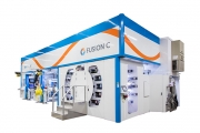 PCMC has announced that its Fusion C can now run Gelflex- EB CI flexo printing inks at 400 m/min