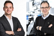 L-R: Patrick Linares and Patrizio Vaninetti of Gallus