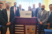 GM (Grafisk Maskinfabrik) has appointed Global Graphics as its supplier in Kuwait's finishing market to strengthen its presence in the region