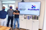 GM has appointed GrafiSoft as its distributor in Chile for its label printing equipment and labelstock