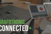 Grafotronic has released a new connected concept, Connected and Connected+, to increase the productivity and efficiency for its customers.