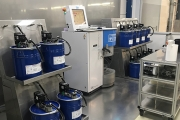Pharmalabel installs GSE Colorsat Switch dispensing system with ink manager software