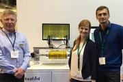 Bóna Labels of Nové Zámky, chose to order Slovakia's first ever JM Heaford EES plate mounter
