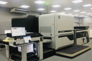 The Hampshire-based business – previously known as John Dollin Printing Services before being acquired by Venn Holdings in March 2021 – had installed HP Indigo 100K digital press five months ago to expand its digital print capabilities
