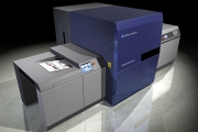 Konica Minolta's AccurioJet KM-1e press has been accredited by Ingede, the International Association of the Deinking Industry, for the deinking of uncoated paper printed