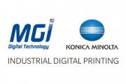 Konica Minolta and MGI Digital Technology (MGI) have expanded their cooperation with new initiatives to benefit customers in a single-source partnership approach.