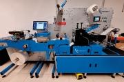Grafidel Etiquetas has invested in a Lemorau DIGI EBR+ 330 all-in-one digital printing machine to increase its production capacity