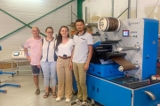 BD Sérigraphie has invested in three pieces of equipment from Portuguese manufacturer Lemorau