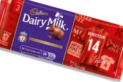 HP and Mondēlez International, owner of Cadbury, have launched a new initiative to transform confectionery packaging into customizable experiences for football fans