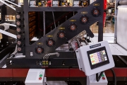 Mark Andy has boosted the implementation of RFID technology across Decathlon's network of warehouses and retail stores