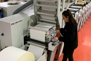 Weber Packaging Solutions has installed a Mark Andy Performance Series P5E flexo press at its UK headquarters in Scotland