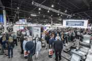 Labelexpo Americas 2018 played host to a number of product launches as well as product introductions to the US market, including the new Mark Andy P9E, P7E and P5E presses
