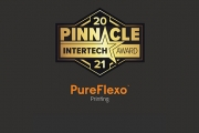 Miraclon has received a Pinnacle InterTech Award for PureFlexo Printing, a new technology that was launched earlier this year
