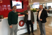 MPS has appointed Reprograf-Grafikus as its local agent for Poland to represent the entire range of equipment