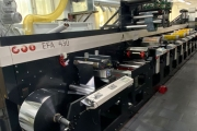 St. Petersburg, Russia-based Sunrise has installed its third MPS flexo printing press – a 9-color EFA 430 – in August 2021