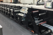 Serbian label converter Birografika MD invests in 8-color EFS 430 multi-substrate press