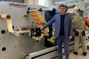 Russian converter Optiflex has invested in A B Graphic's flagship Digicon Series 3 to further develop the digital side of the business