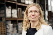 Signe Cederstrøm steps in as a CEO taking over her father's role at Resino