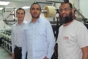 Rotocon upgrades JMB Label MPS presses to UV Ray Atom systems