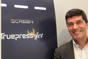 Steve Low, vice president of service and support for EMEA at Screen Europe