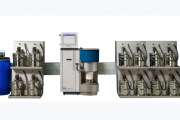 The Colorsat Switch dispensing system suited for label printing applications