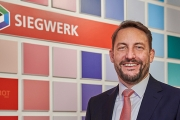 Dr Nicolas Wiedmann has been appointed new chief executive officer of Siegwerk