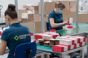Swedbrand Group has opened new folding cartons production plant in Gdansk, Poland, to  significantly reduces time and costs associated with the delivery of finished premium rigid boxes in Europe