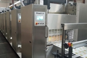 DG press Services and Manroland Goss Group have signed a Letter of Intent providing a basis for business collaboration concerning the Thallo press series for flexible packaging