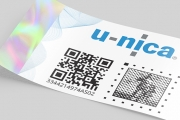 U-nica has launched a Digital Security Label (DSL) developed to provide cost-effective technology allowing brand owners to protect and trace their products