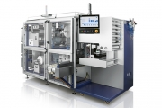 V-Shapes has launched AlphaFlex, a fill and seal converting machine for on-demand production