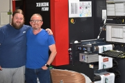 Premier Marking has installed a Xeikon PX3000 machine to combine UV inkjet technology with existing Xeikon dry toner presses