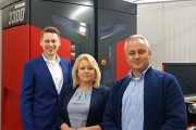 Flexolabels, one of the leading label printers based in Wroclaw, Poland, has taken delivery of a Xeikon 3300 digital label press to further drive business development