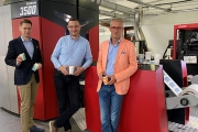 Labo Print has invested in Xeikon 3500 digital press to diversify its capabilities by adding paper cup production to its portfolio