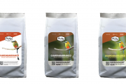 Using three bags of coffee with three different label designs, the experiment will show visitors which out of the three is the 'best seller' in the market.