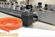 Zonten Europe selected TruPoint Orange doctor blades from the Flexo Concepts portfolio to demonstrate the performance of its high-value label equipment