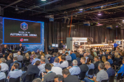 The Automation Arenas in Labelexpo Europe 2017 and Labelexpo Americas 2018 attracted around 2,500 visitors
