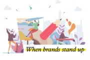 Branding and design columnist Vicki Strull explores brands taking a stand on social issues and  how that shows up in their packaging