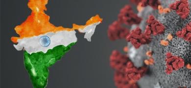 India on lockdown