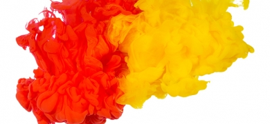 Inks classification and their different performance properties