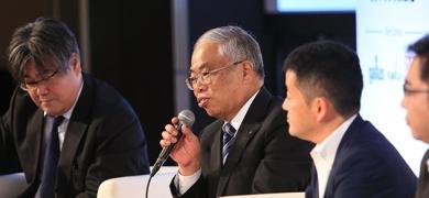 Yoshiaki Inoue, Seieido Printing president