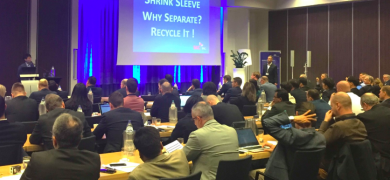 Recycling was a key topic at this year's AWA International Sleeve Label Conference