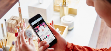 Mineral Fusion used NFC labels to connect with consumers