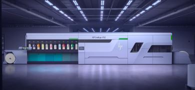 HP Indigo V12 digital press