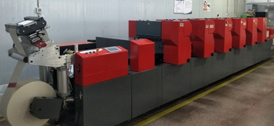 Codimag waterless offset press installed at Shenma
