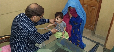 AA Labels to raise more funds for its health clinic in Pakistan